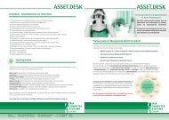 ASSET.DESK ASSET.DESK - FCS Fair Computer Systems GmbH