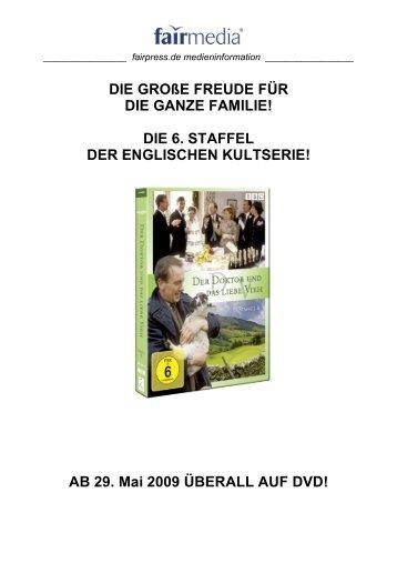 Der Doktor und das liebe Vieh - Staffel 6 - fairmedia GmbH