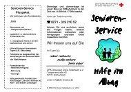 Senioren-Service- Hilfen im Alltag - DRK-Kreisverband Siegen ...