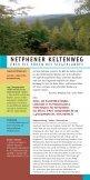 Pfiffig: Wandern auf dem Keltenweg - Wittgensteiner Wanderland - Seite 3