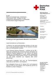 Einladungsschreiben zum Download - DRK-Kreisverband Siegen ...