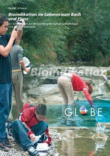 Bioindikation im Lebensraum Bach und Fluss - GLOBE