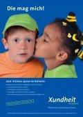 3/2005 - Verband der Fachhochschul-Dozierenden Schweiz FH-CH - Seite 2