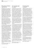 3/2005 - Verband der Fachhochschul-Dozierenden Schweiz FH-CH - Seite 4
