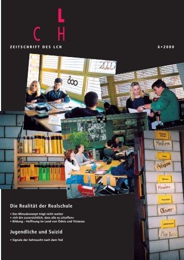 Heft 06/2000 - beim LCH
