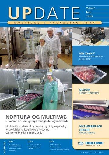 Update nr 1 2010 - MULTIVAC Norge