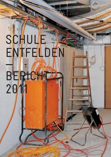Jahresbericht 2011 - Schule Entfelden