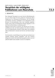 Literaturübersicht - KBNL