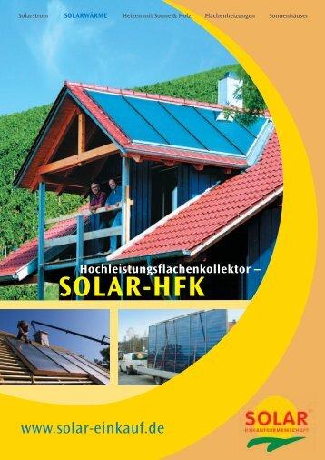 Solar-HFK