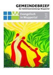 3-5-2012 Gemeindebrief .pdf - Kirchenkreis Wuppertal