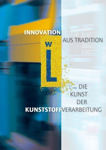 kunststoffverarbeitung - Wilhelm Limbach GmbH