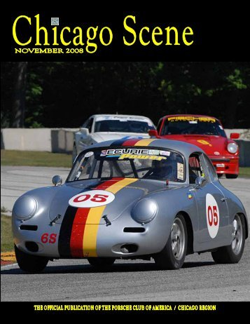 November - Porsche Club of America - Chicago Region