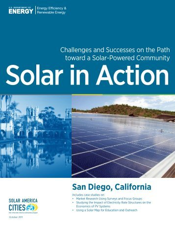 Solar in Action - EERE - U.S. Department of Energy