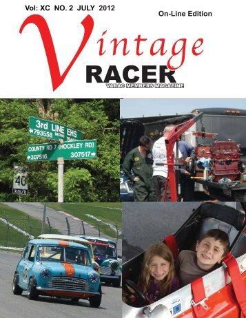 Vintage Racer - varac