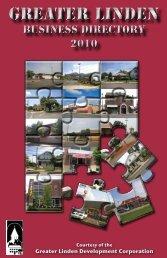 Greater Linden Business Directory - Greater Linden Development ...