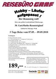 Weitere Informationen + Anmeldeformular - Anton Graf GmbH ...
