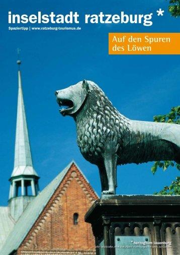 Auf den Spuren des Löwen - Inselstadt Ratzeburg
