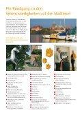 Auf den Spuren des Löwen - Inselstadt Ratzeburg - Seite 2
