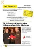 als PDF herunterladen - Raiffeisenkasse Seefeld-Hadres ... - Seite 2