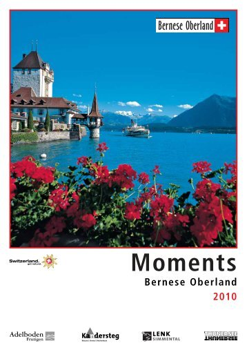years - Thunersee Tourismus