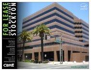 400 e . main street stocktonfor lease - CBRE
