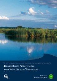 Barrierefreies Naturerleben vom Watt bis zum Watzmann - Startseite ...