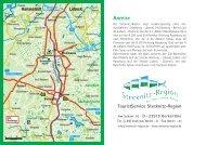 Das Berkenthiner - Stecknitz-Region