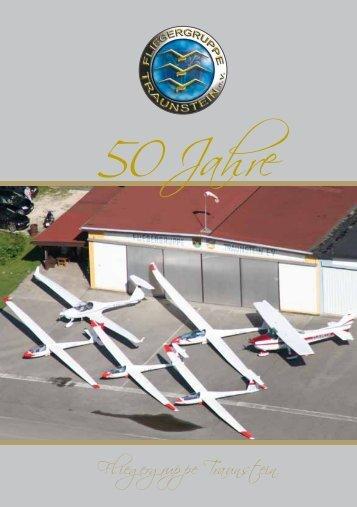 50Jahre - Fliegergruppe Traunstein