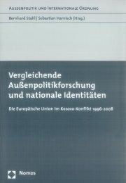Bernhard Stahl Sebastian Harnisch (Hrsg.)