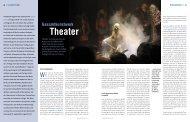 Die Fragen an unsere Autoren - Bund der Theatergemeinden