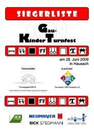 Siegerliste (zum ausdrucken) - Badischer Schwarzwald Turngau