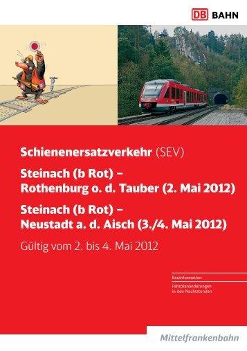 Steinach - Rothenburg ob der Tauber