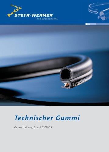 Technischer Gummi - Steyr-Werner