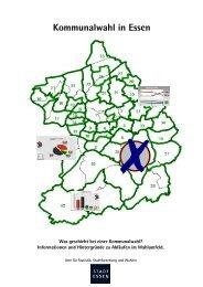 Kommunalwahl in Essen - Falken Essen