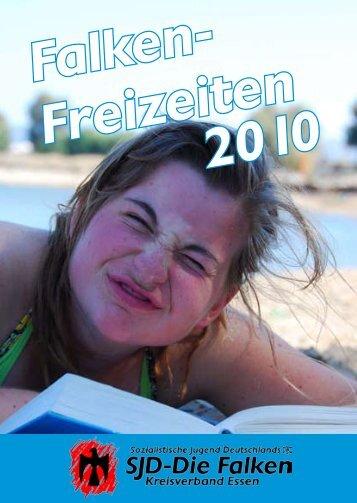 2010 Falken- Freizeiten - Falken Essen