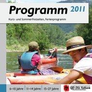 2011 Programm - Falken Essen