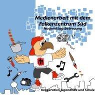 Medienangebote mit dem Falkenzentrum Süd - Falken Essen