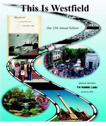 Our 25th Annual Edition - The Westfield Leader