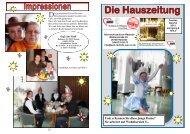 Heft 2/2012 - AWO Bezirksverband Weser-Ems
