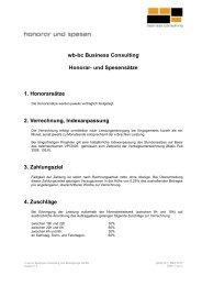 Download (pdf) - wb-bc Business Consulting und Beteiligungs GmbH