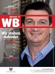 WB Journal kärnten_oktober1.indd
