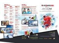 winter 2013 media news flash - Les 2 Alpes