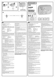 BACM5 Manual WB.cdr - Elro