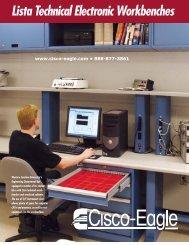 Lista Technical Electronic Workbenches - Cisco-Eagle, Inc.