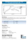 Type 95400 - Carl Kurt Walther GmbH & Co. KG - Seite 2