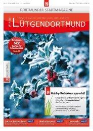 Wir in Lütgendortmund - Dortmunder & Schwerter Stadtmagazine