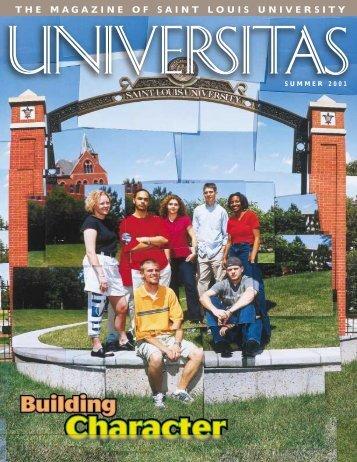 NEW Utas fall - Saint Louis University