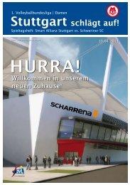Schwerin - Allianz MTV Stuttgart