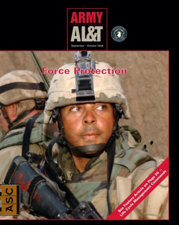 Life Cycle Management Commands - U.S. Army