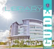 Library guide book - uthm library